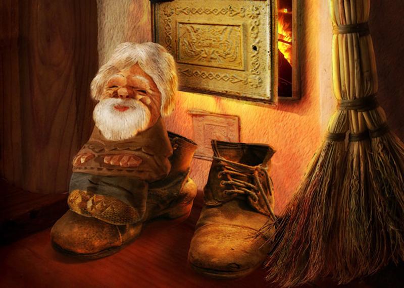 «А почему у меня веник в углу вверх ногами стоит?» Богатая бабушка раскрыла секреты домашней магии.